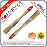 Selling Different Size Wooden Handle Soft Bristle Paint Brush