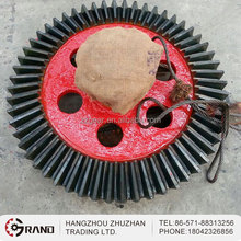 China Transmission Advantages and Disadvantages of Big Bevel Umbrella Gear