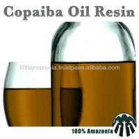Copaiba (Copaifera officinalis) Oil Resin