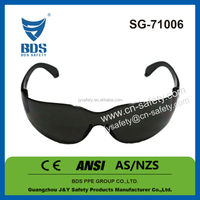 2015 Hot sales radiation protection naked glasses with PC legs