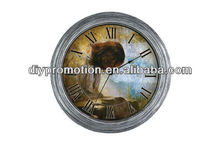 Cheap antique islamic wall clock prices metal wall clocks wholesale
