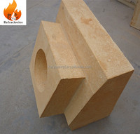 Andalusite refractory bricks