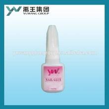 10g transparent nail glue nail cyanoacrylate adhesive