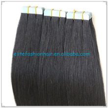 Alibaba whoXuchang Elite Arts and Crafts Co. Ltd is lesale top quality Indian remy hair silky straight remy tape hair extensions