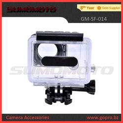 Top quality Wholesale Go pro hero3 black edition camera 30M waterproof housing case for Go Pro Hero3