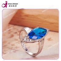 AA Marquise cz gemstone 925 sliver engagement ring