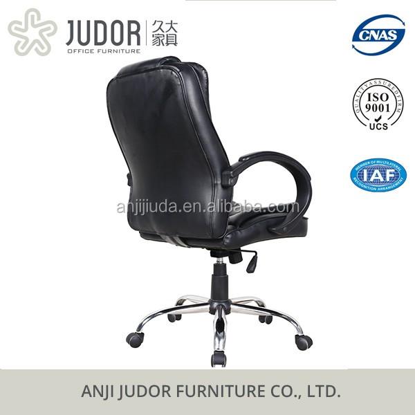 Judor Office Chair Heavy Duty Luxury Pu Leather Boss Chair