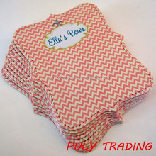 China factory hair pin hair ring hair rope paper display cards packing cards