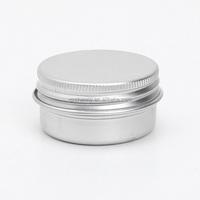 lot Empty Cosmetic Pot Jar Tin Container 15ml/50ml/100ml/150ml/200ml