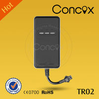 Micro gps transmitter tracker Concox TR02 Small, lightweight, and easy to install