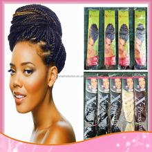 Factory wholesale Xpression Ultra Braid Kanekalon Braiding Synthetic Hair