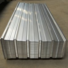 galvanized sheet metal roofing for building material