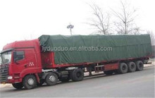 120gsm~200gsm Green Polyethylene Tarpaulin / Poly Tarps Fabric / Canvas / Sheet / Roll for Truck & Boat