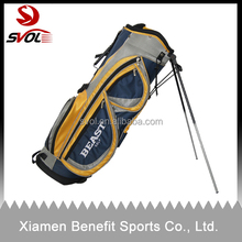 Chinese Products Wholesale high quality golf stand bag/golf travel cover bag