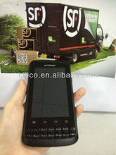Android data collector with wifi, BT, 3g, gps, IP65