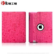 Tablet covers cases accessories for ipad air 2 pu leather case for sale