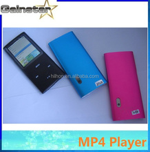 mp4 player 2.0 inch 4gb free to listen music 4gb 5th generation mp4 player