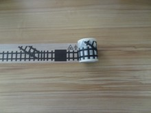 free sample kids toy washi japanese paper road tape for car decoration