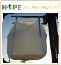 1.5 ton packaging PP Jumbo Bag FIBC Ton bags with UV treated 4 lifting loops