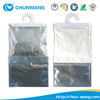 Humidity Indicated Damp Absorbing Bag for Mould Prevention