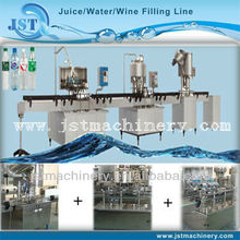 PET bottle Potable Water Production equipment for 2000bph
