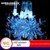6v christmas snow festoon bulbs led light
