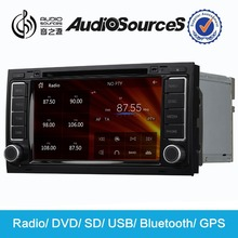 "Audiosources 7"" HD DVD Player for vw touareg T5 Multivan with gps navigation,2TB HARD DISK"