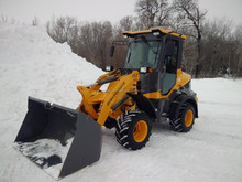 CAISE CS910 Wheel loader with EuroIII engine