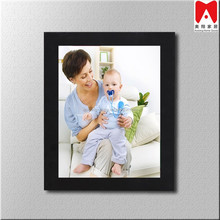 """Decorative Black PS 1.25"""" Wide Wall Hanging Poster, Picture, Photo Frame, 9x12"""""""