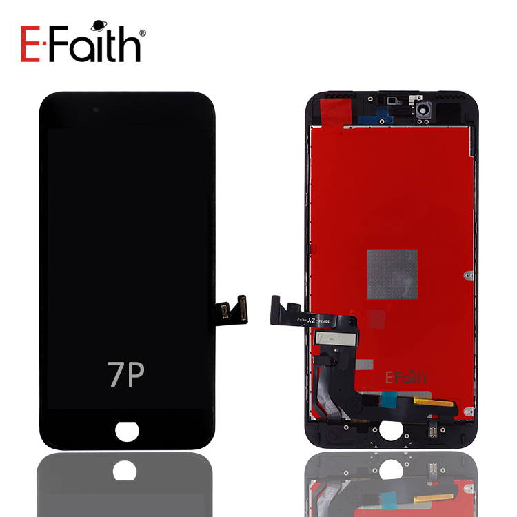 High Quality Full Screen Replacement LCD Touch Screen Display for iPhone 7 Plus