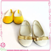 2015 On sale 18 inch doll shoes wholesale American girl doll shoes