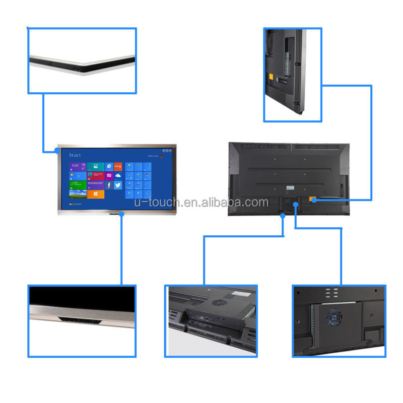 wandhalterung ip65 touchscreen monitor all in one pc 65 zoll desktopcomputer produkt id. Black Bedroom Furniture Sets. Home Design Ideas