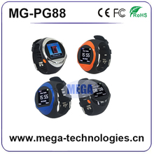 Multi languages android capacitive smart touch screen low cost watch mobile phone