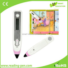high quality wholesale mp4 electronic says reading pen