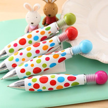 Professional Manufacturer Promotional bowling shape ball pen