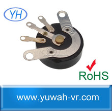 16mm 100K ohm molded case carbon rotary potentiometer