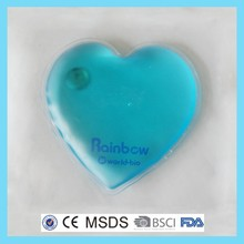 Small heart-shape heat pad for decoration