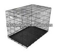 Indoor or Outdoor fiberglass dog cage