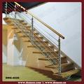Ferro straight escadas/decorativa escada reta preço