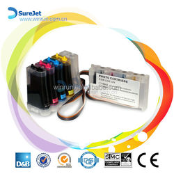 Low cost ciss ink system for Epson PictureMate 210 250 270 photo cartridge T5852 ciss ink