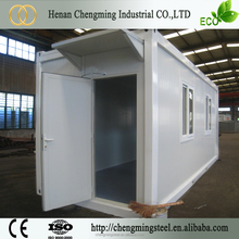 Quake-Proof Smart Portable Prefabricated House Wood
