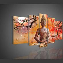 buddha decorative wall art
