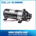 Dc pompes à eau électriques 12v/haute pression pompes à eau pour l'eau
