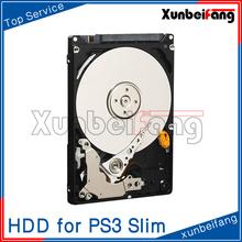 2.5 inch SATA HDD Hard Disk 20GB 60GB 120GB 250GB 320GB 500GB 640GB 750GB for PS3 Slim for Laptop