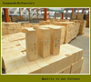 standard size of refractory bricks for furnace