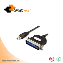 High Quality USB 2.0 to Parallel 1284 36 Pin Printer Adapter Cable