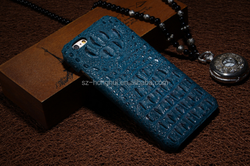 Top-grade wearproof leather case for iphone 6 4.7 inch, for iphone 6 leather case HH-CPI6015(13)