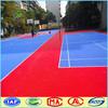 outdoor badminton rubber sports flooring