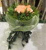 popular PP mesh flower sleeves flower wrapping mesh hot in Poland Russia east Europe
