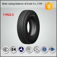 China Top Brand Radial Truck Tire, Wholesale Price 11r 22.5 Tires